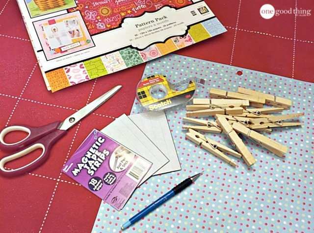 DIY Clothespin Magnets 2