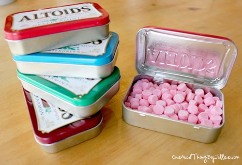 homemade altoids