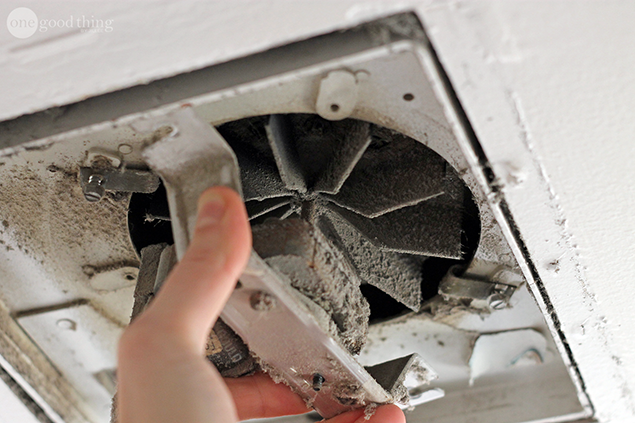 How To Clean That Neglected Bathroom Exhaust Fan 183 One